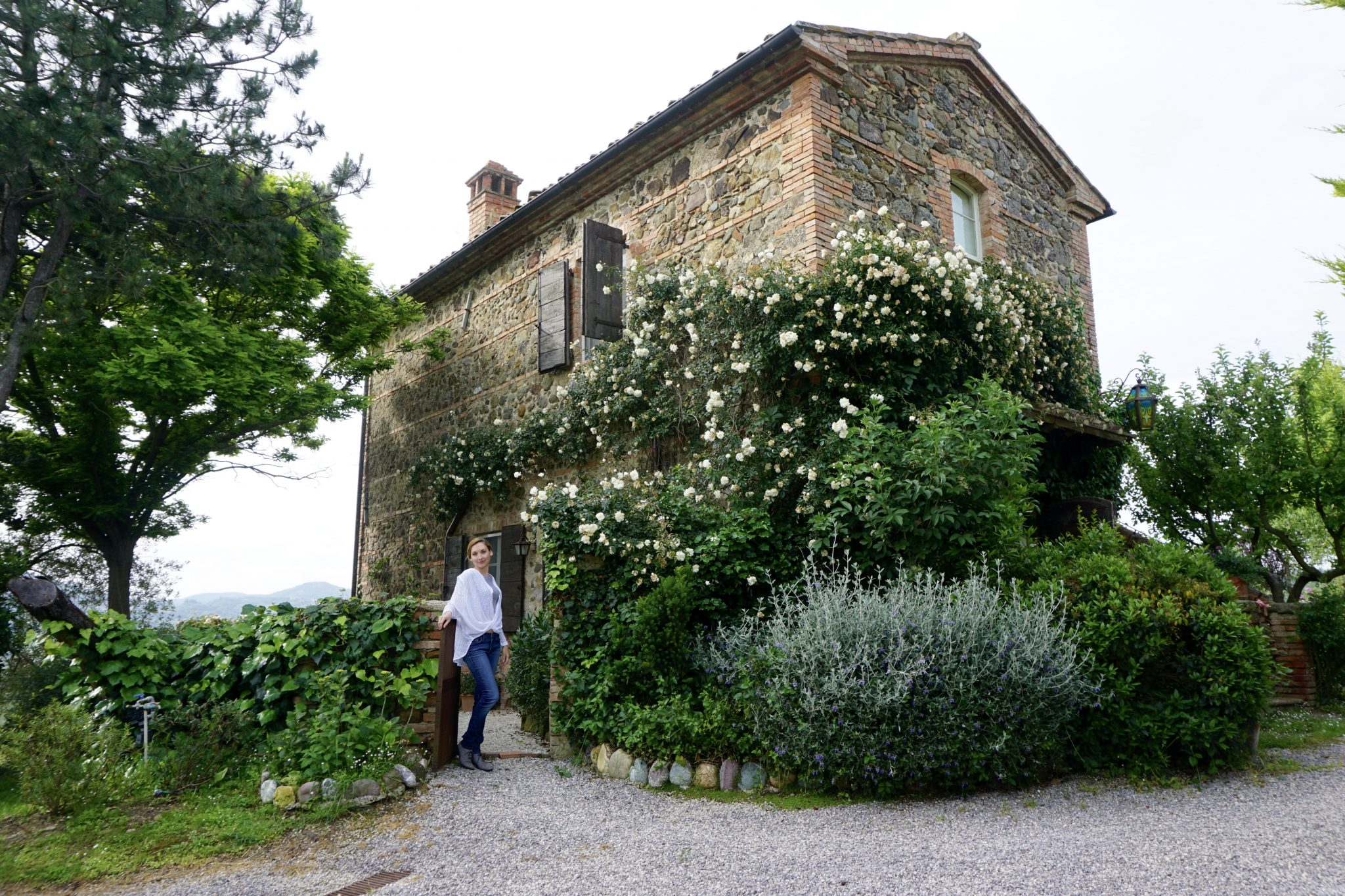 hotel lupaia, tuscany, italy