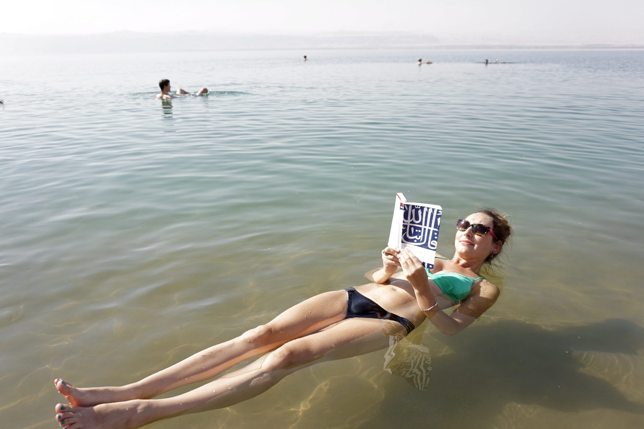 dead sea, floating, jordan