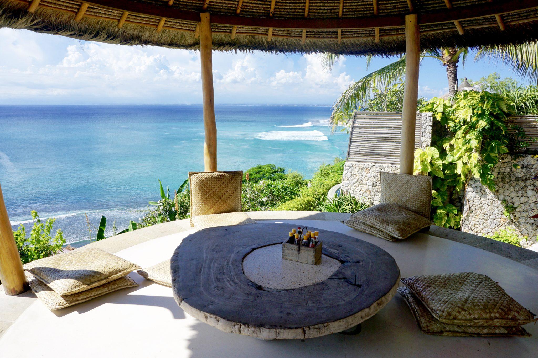 bingin beach, bali, micks place, cliff hotel, ocean views