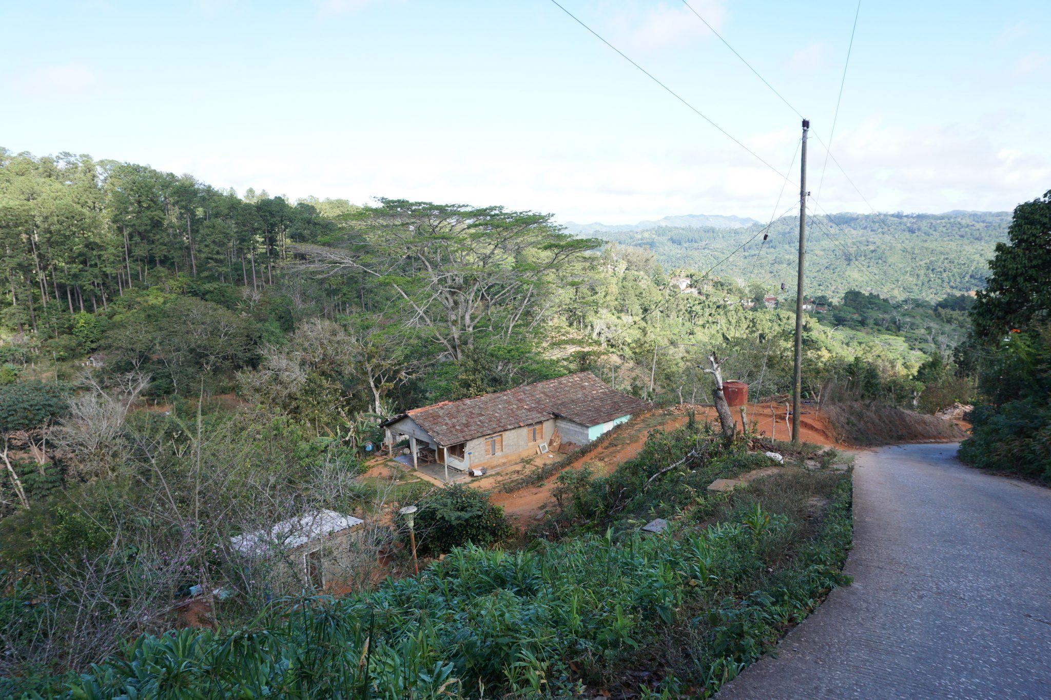 Trinidad, countryside