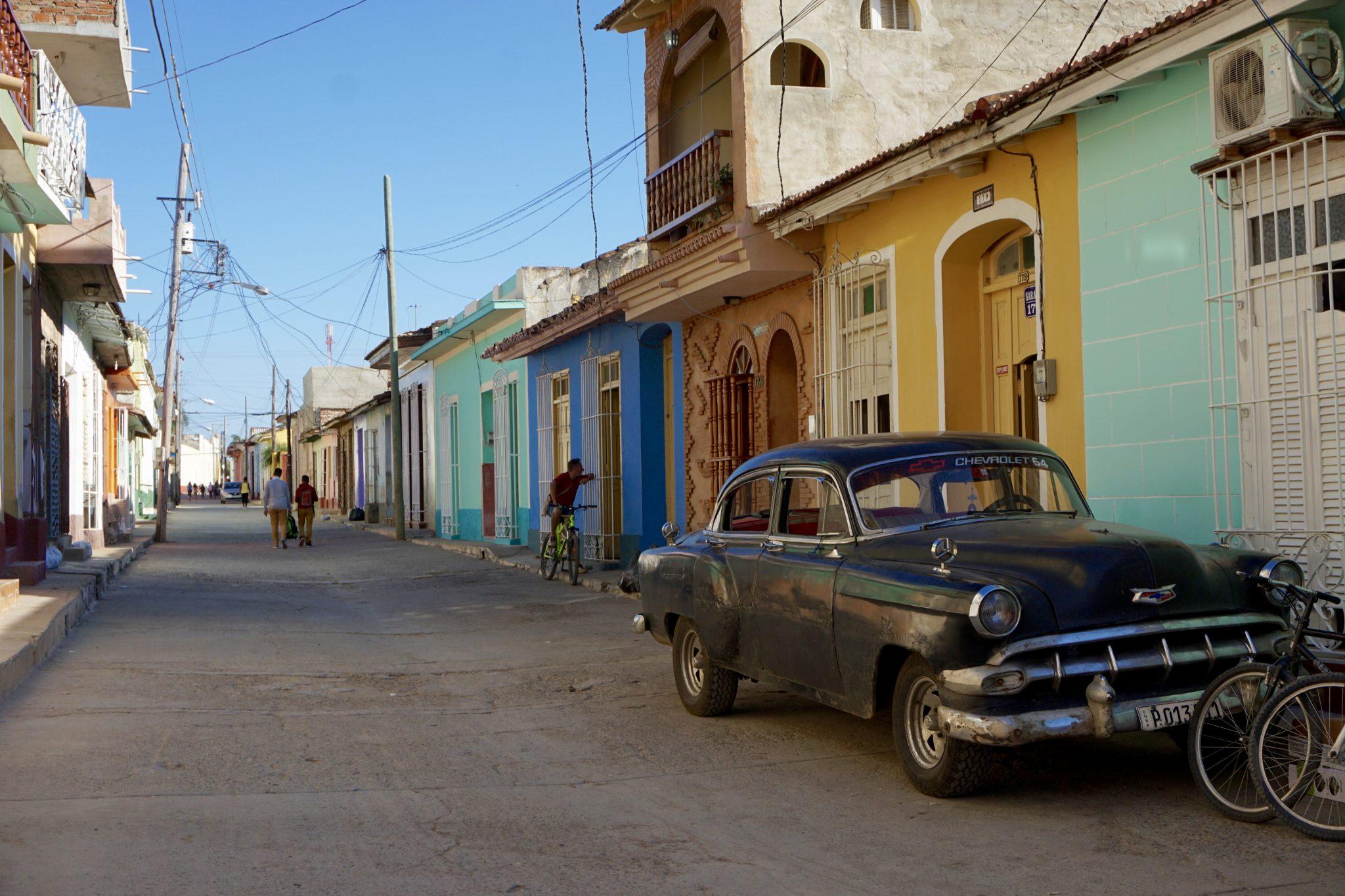 Trinidad, Cuba, streets