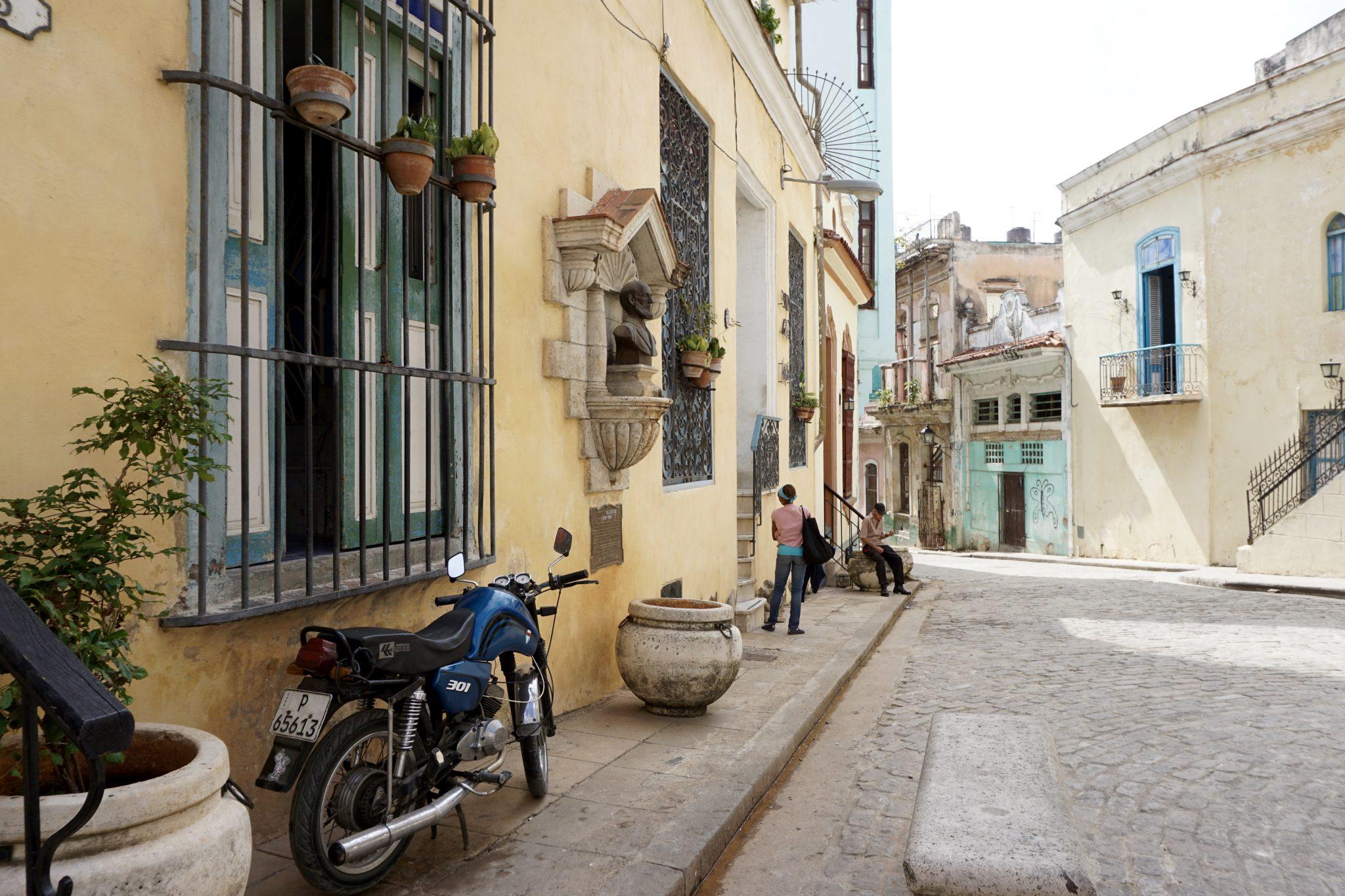 Havana, Cuba, streets