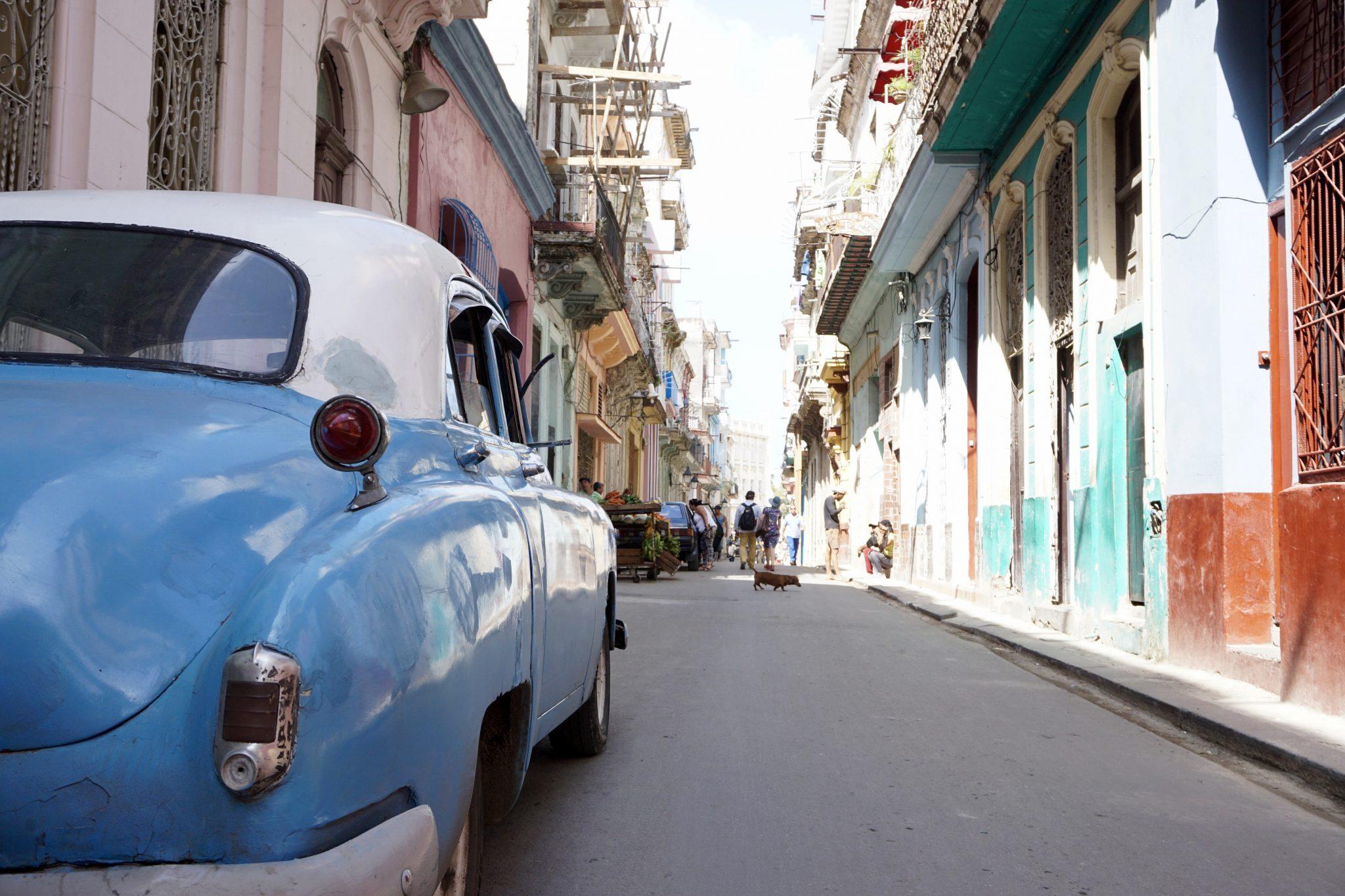 Havana, Cub, classic car