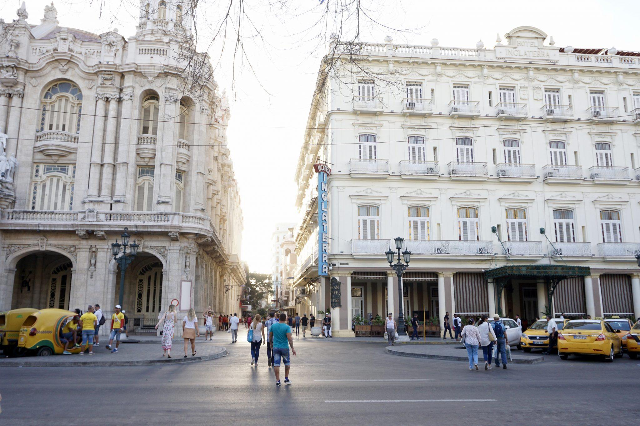 Havana, Cuba, buildings, hotels