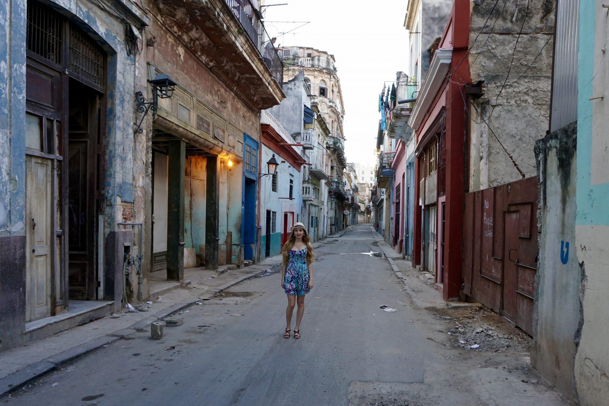 Havana, Cuba, street
