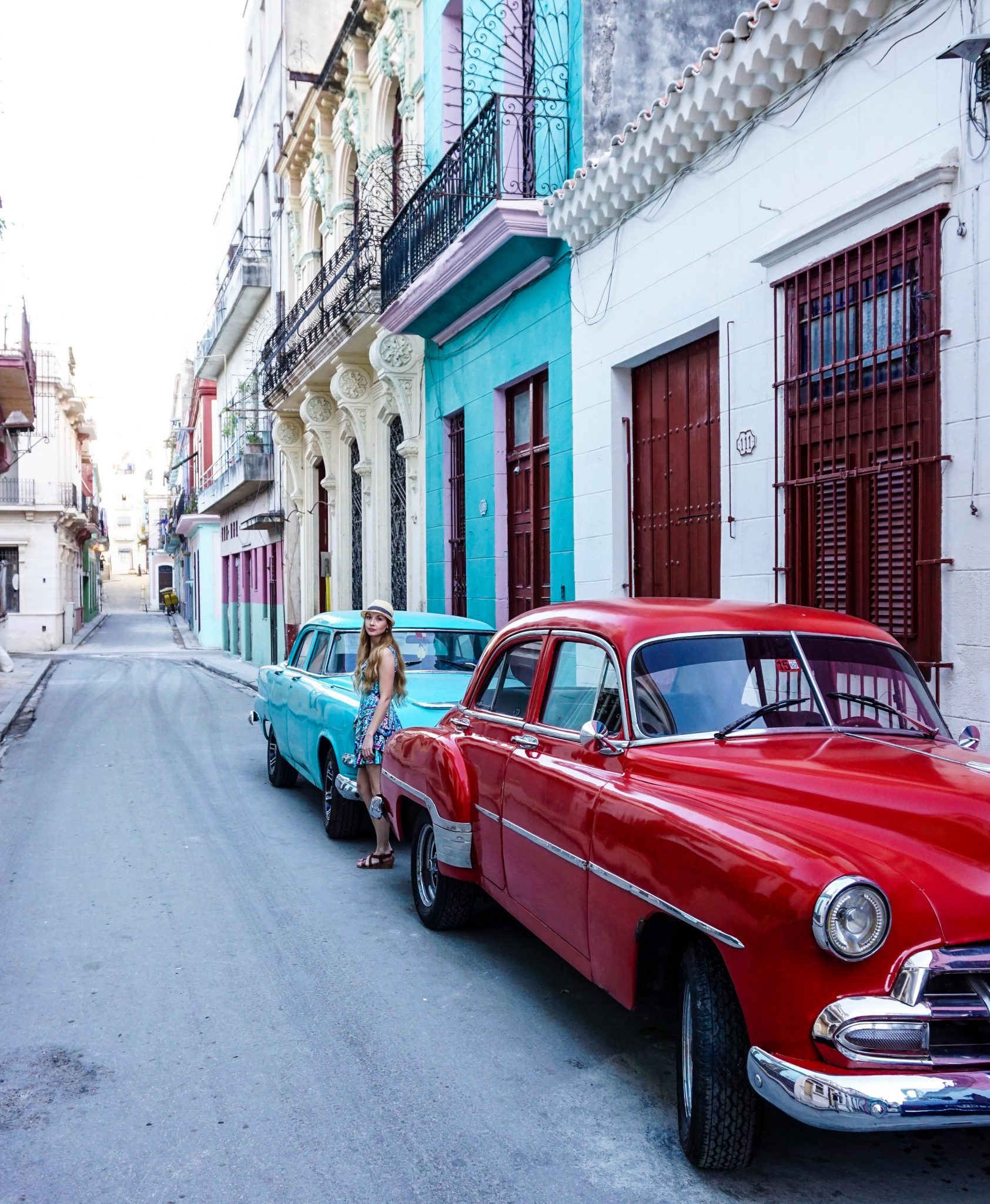 Havana, Cuba, classic, cars