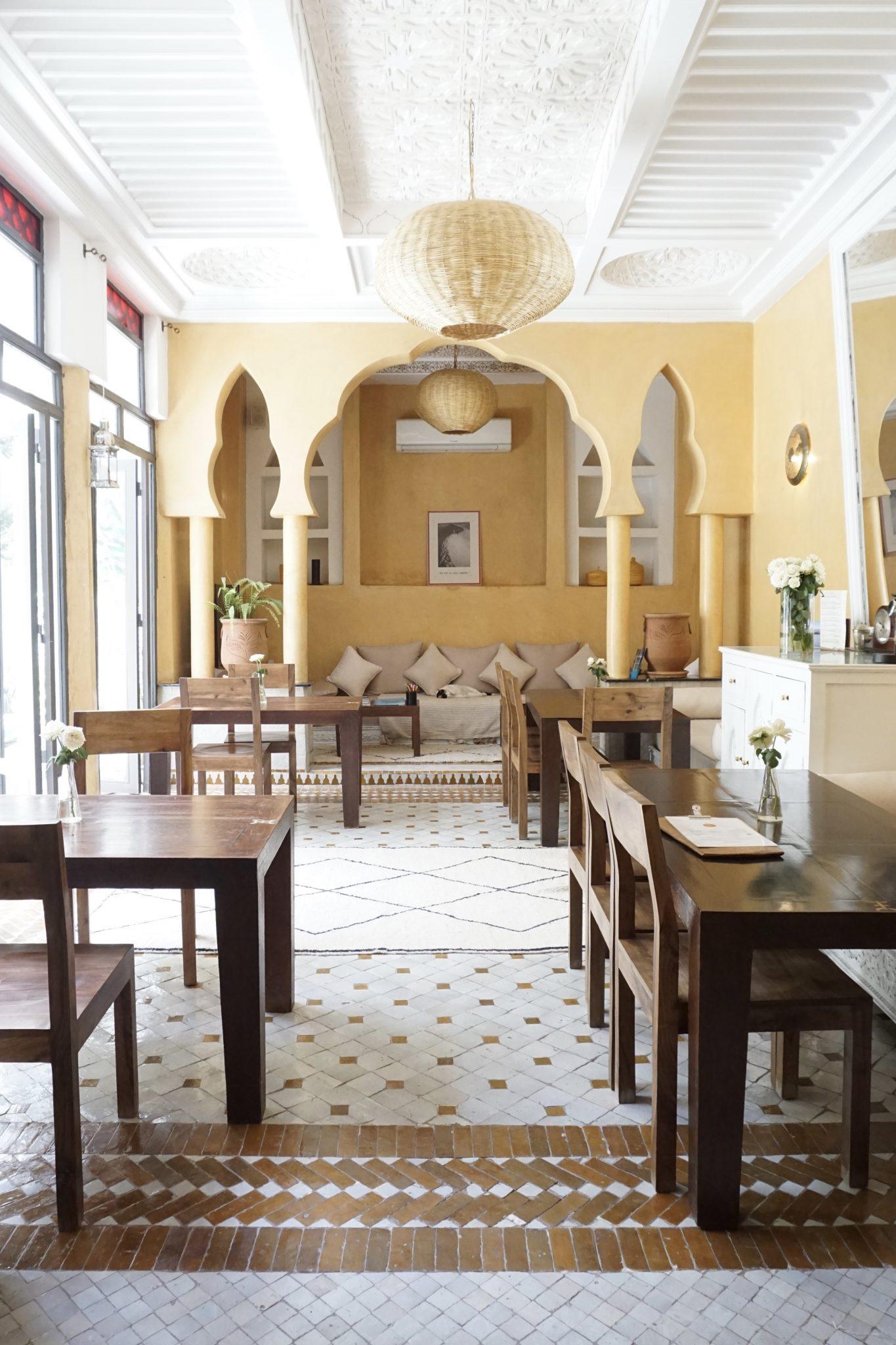 riad yasmine, marrakech, morocco