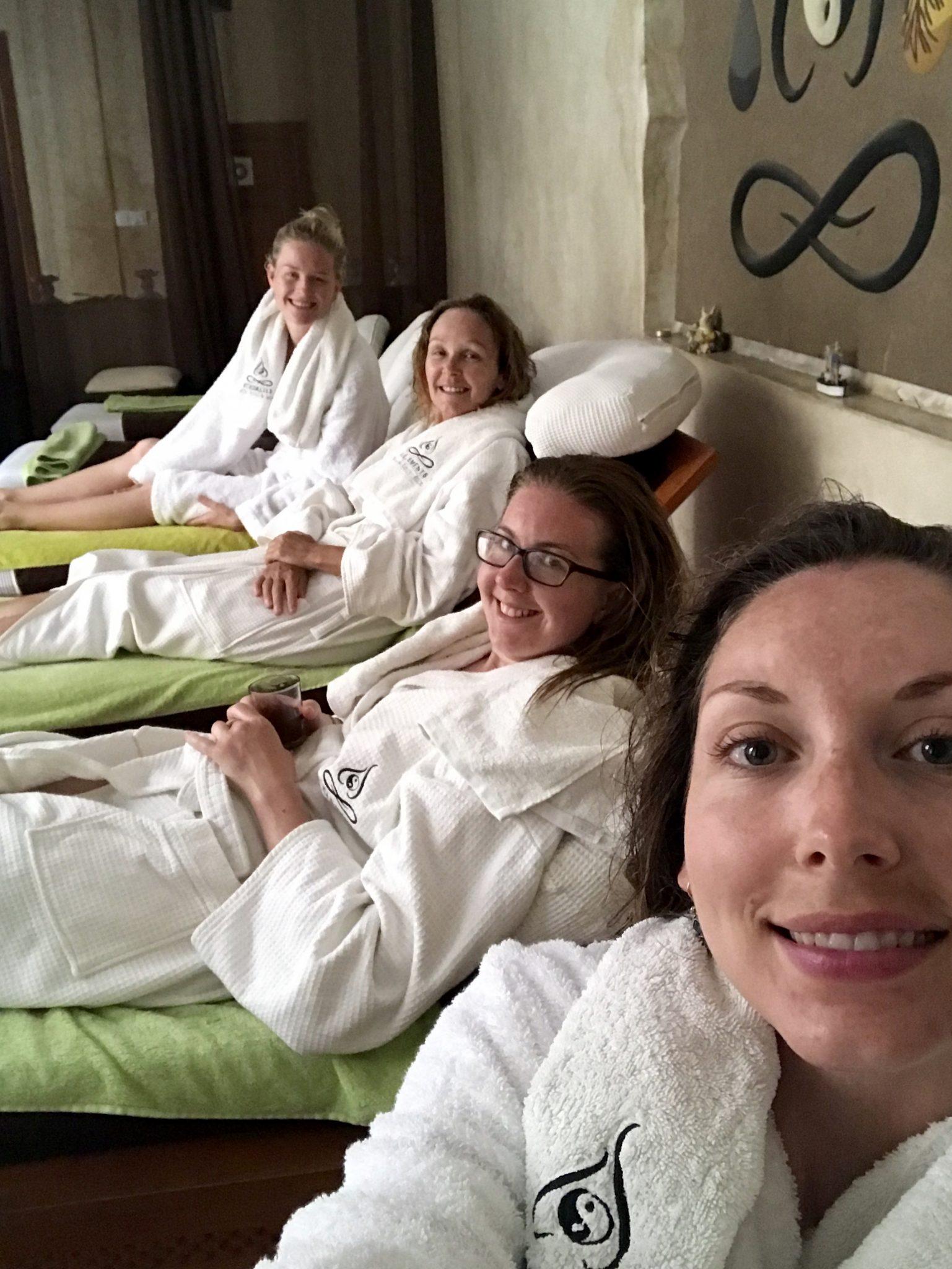 farnatchi spa, hammam, marrakech