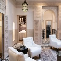 farnatchi spa, marrakech, hammam