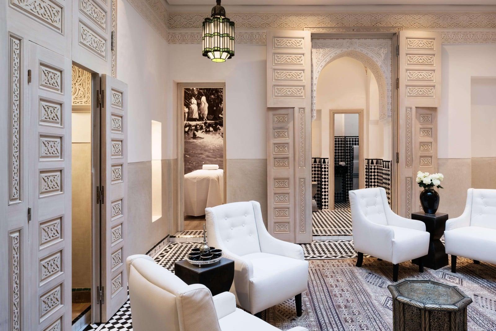 farnatchi spa, marrakech, hammam
