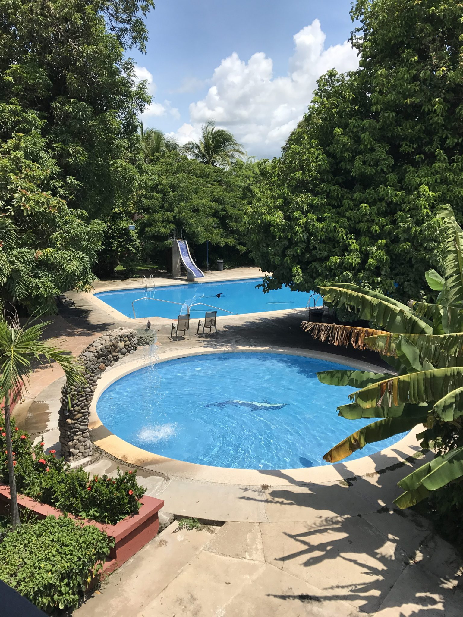 hotel boyeros, liberia, costa rica, pool