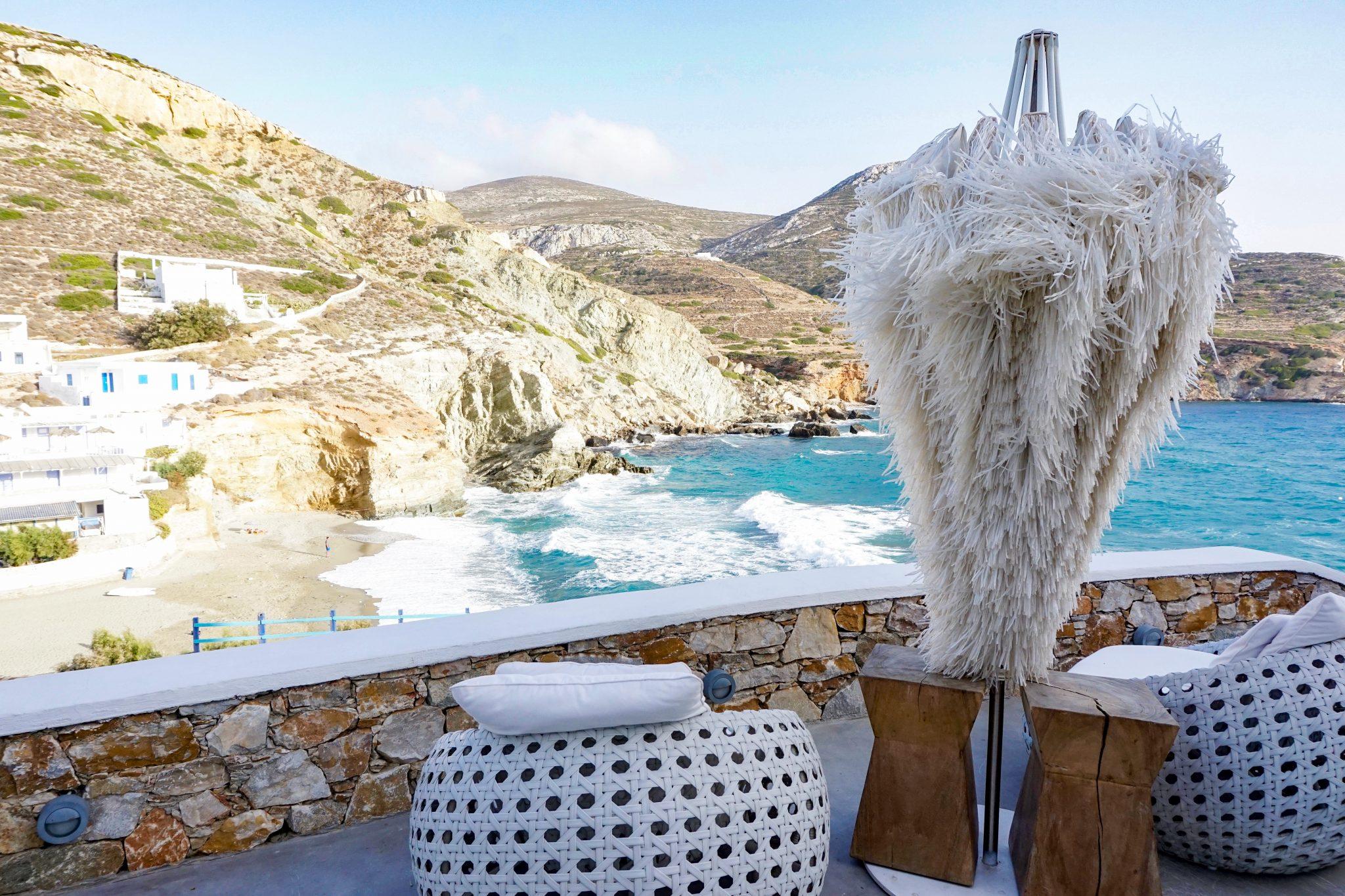 Blue Sand Hotel, Folegandros, Greece
