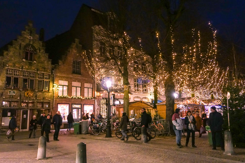 Bruges Christmas.Bruges Christmas Market The Most Magical European Town
