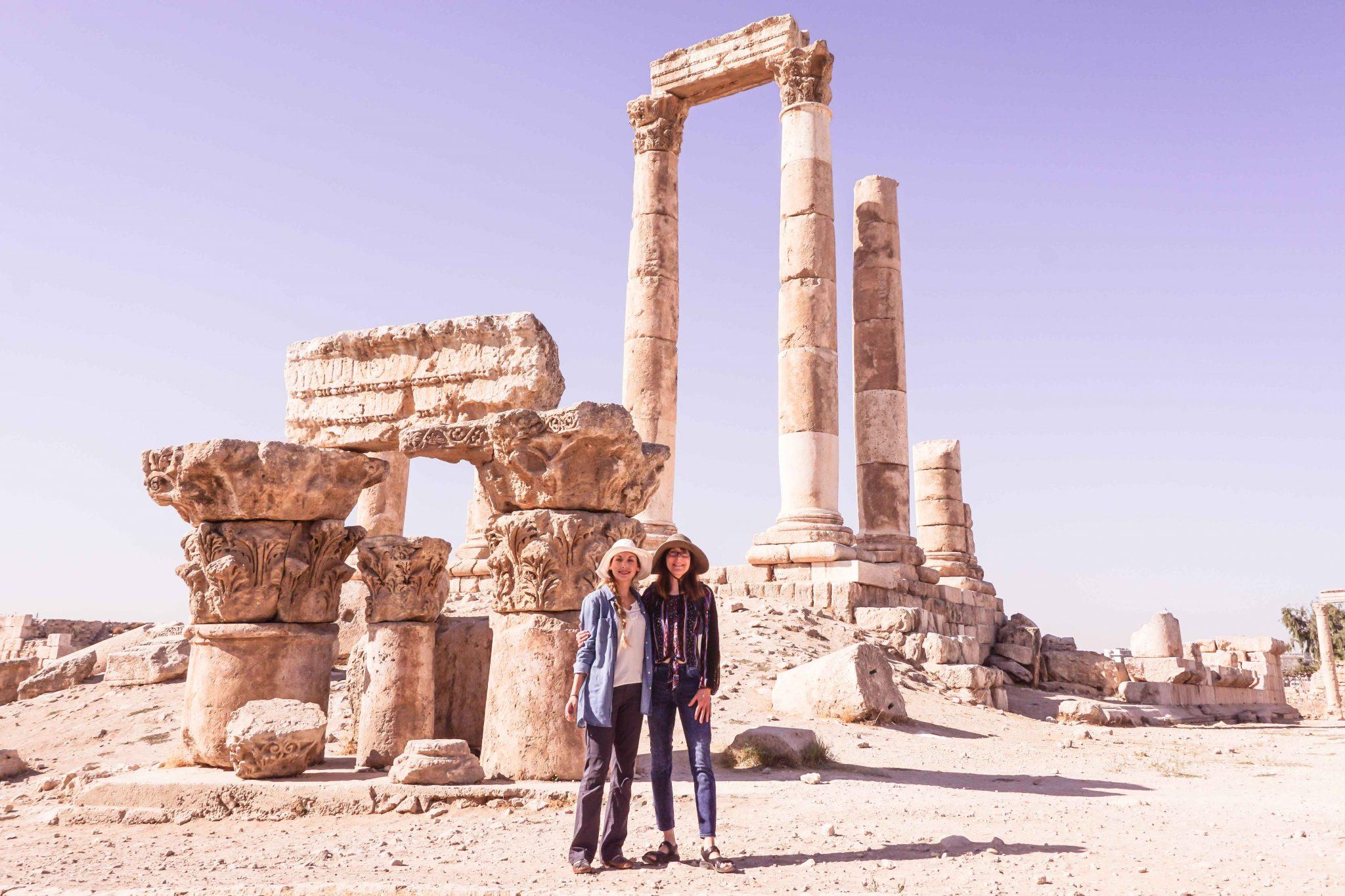 Citadel, Amman, Jordan
