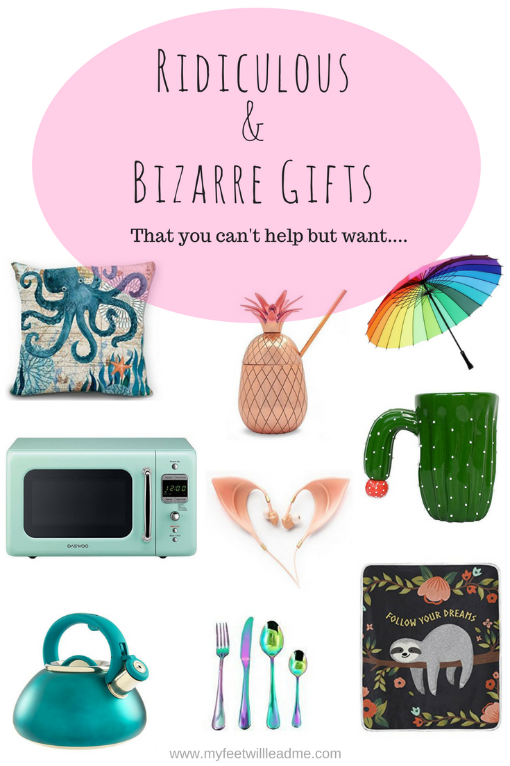 bizarre gifts, amazon oddities