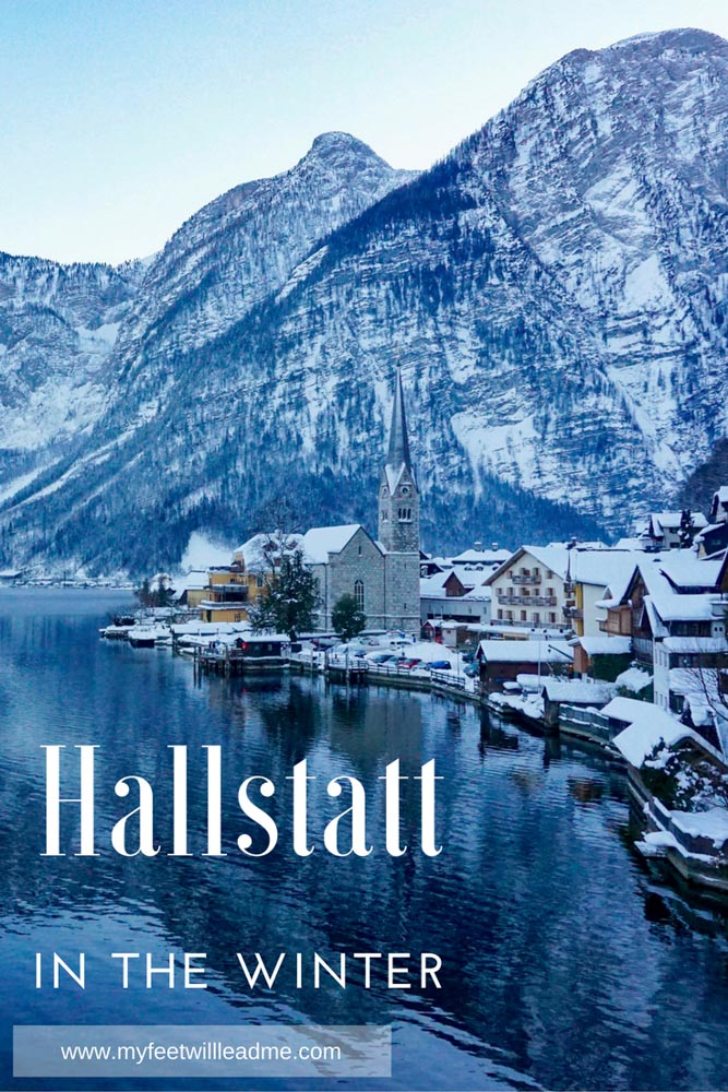 Why you should visit Hallstatt in winter!