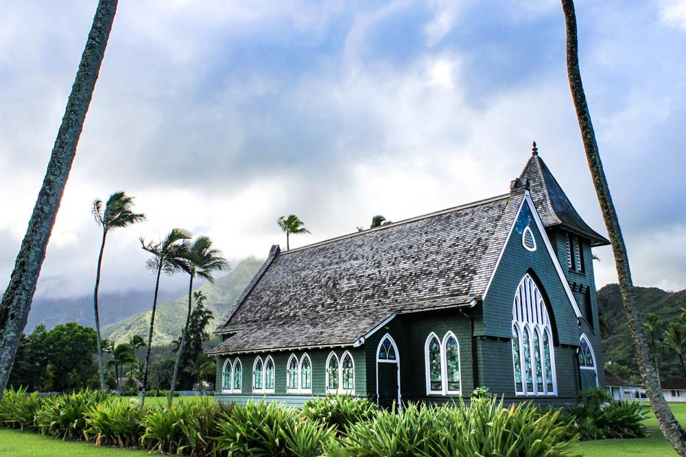kauai church, hawaii