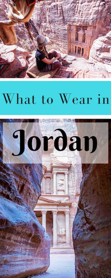 1691c8c7c3b6 What to Wear in Jordan • My Feet Will Lead Me