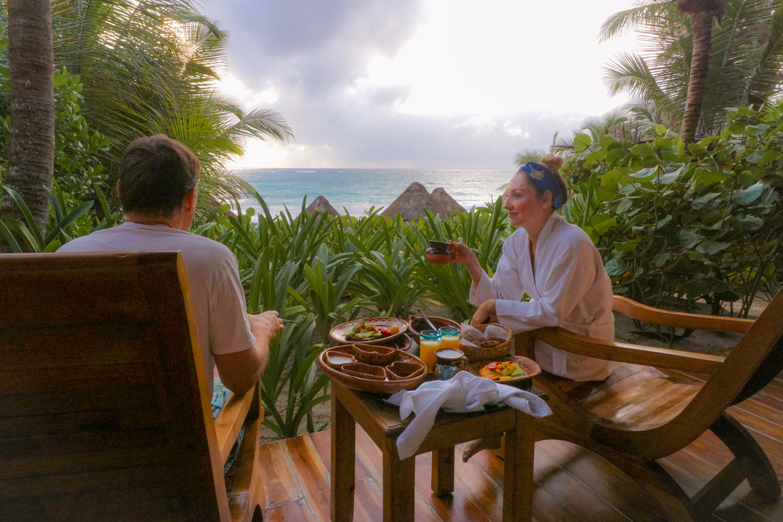 Encantada Tulum, beachfront hotels Tulum