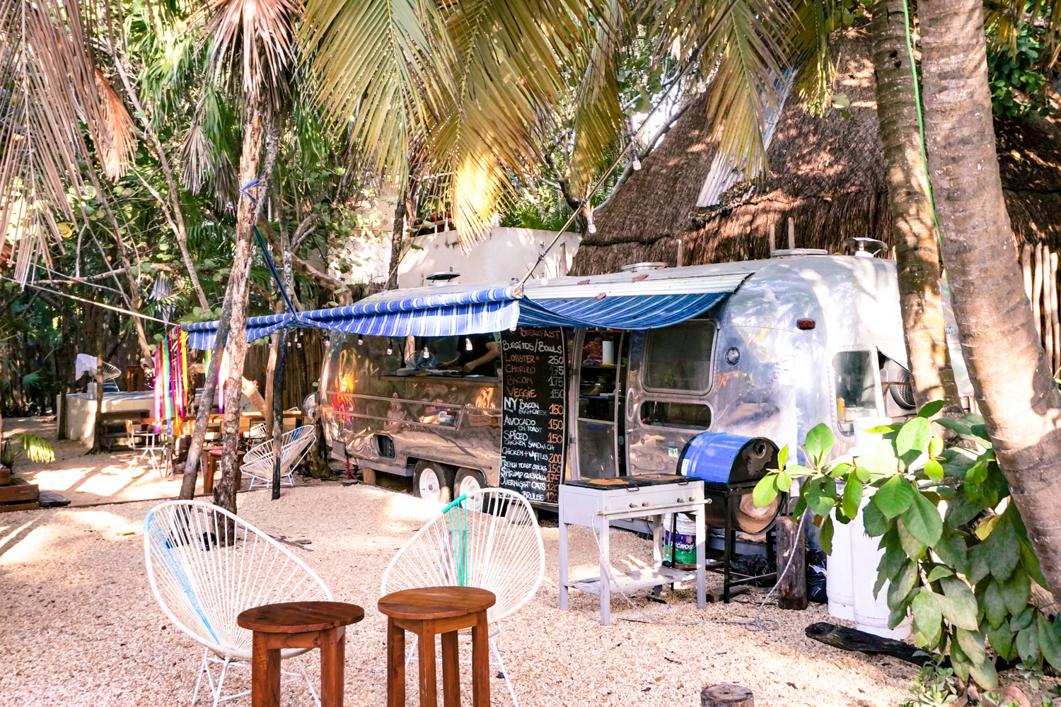Safari restaurant Tulum