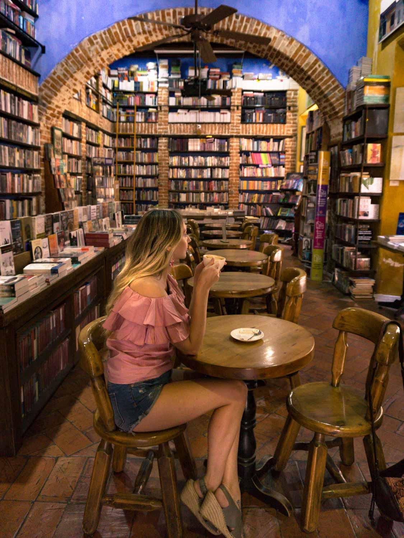 Abaco Libro cafe cartagena