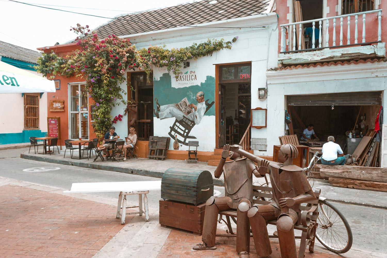 getsemani cartagena streets