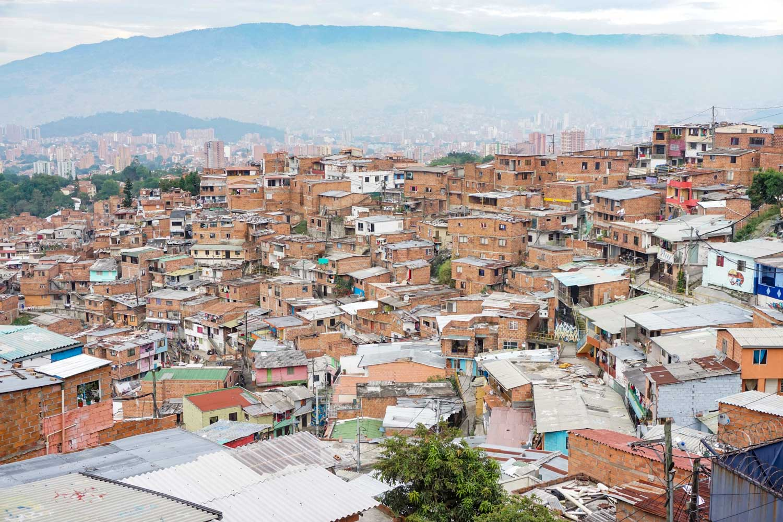 Medellin colombia, comuna 13