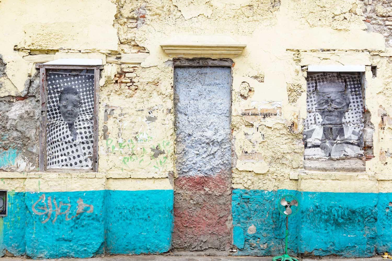 getsemani walls, cartagena