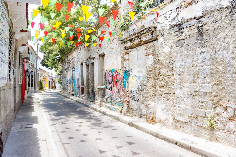 getsemini street art cartagena