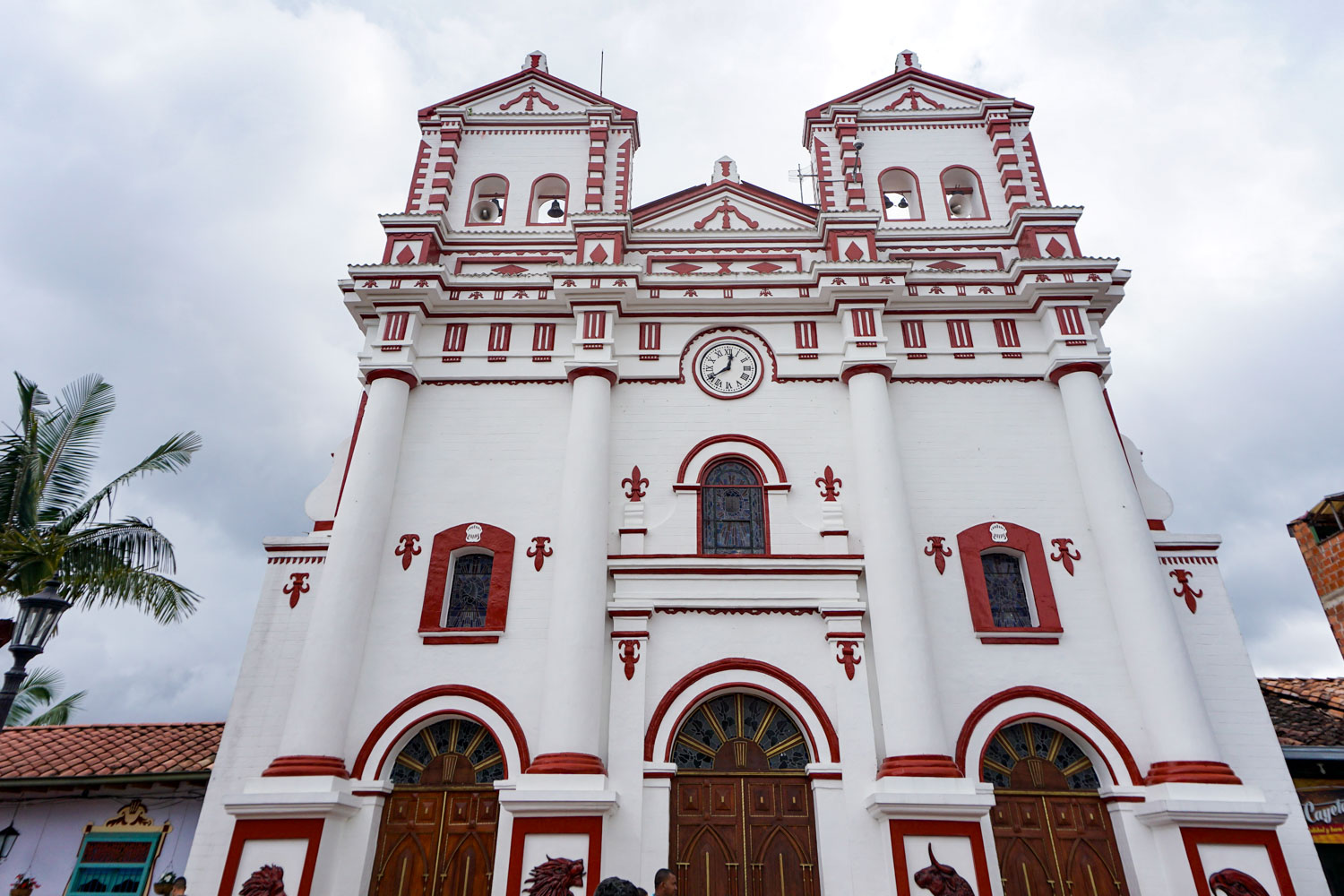 cathedral in guatape colombia