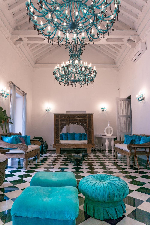 hotel aguamarina cartagena