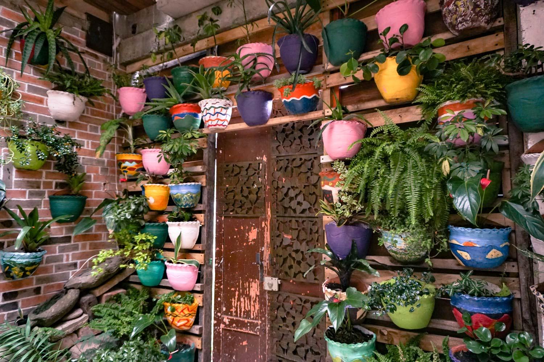 dulces del jardin sweet shop jardin Colombia