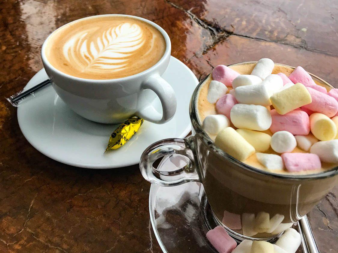 marshmallow cappuccino acaime salento colombia