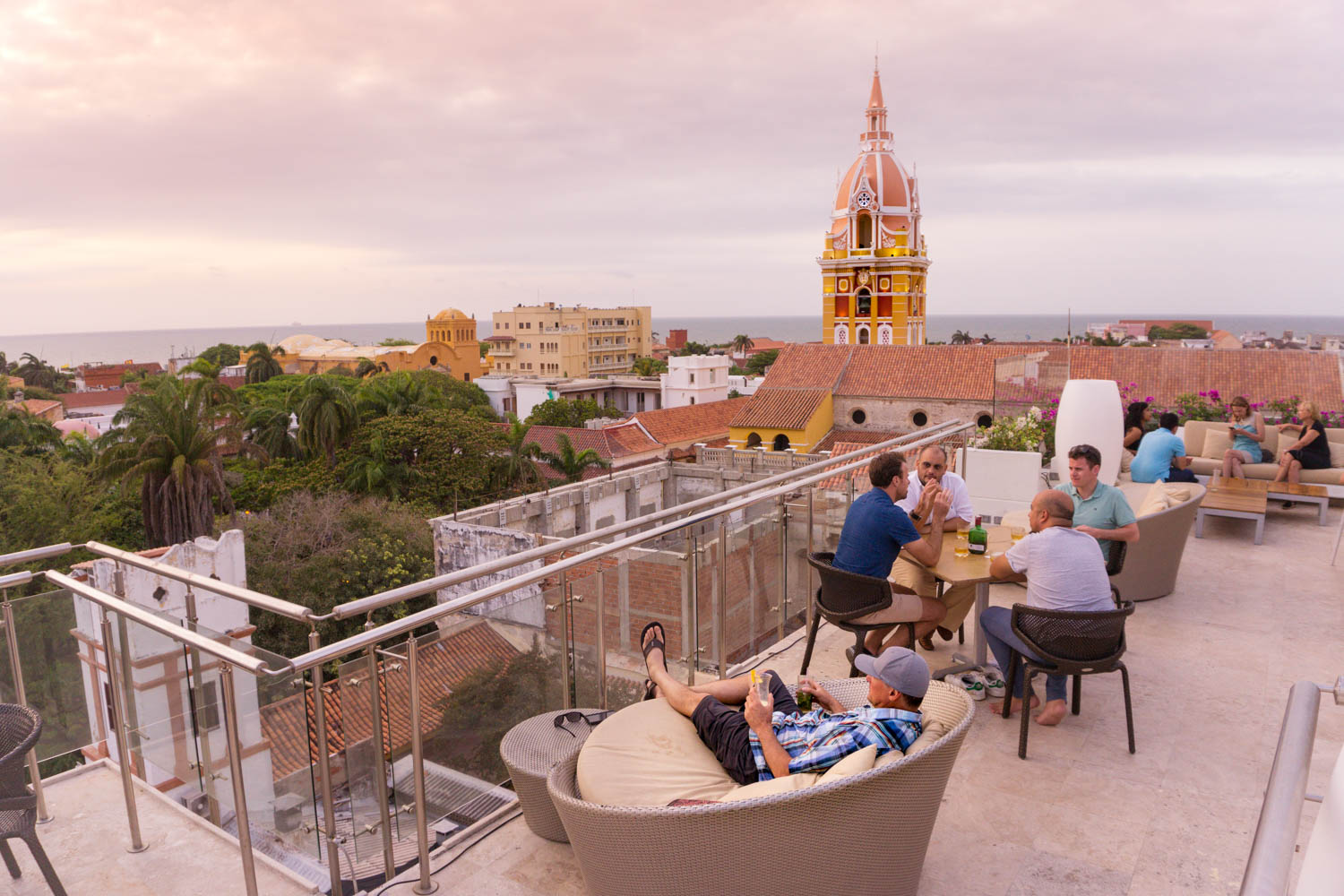 movich rooftop cartagena