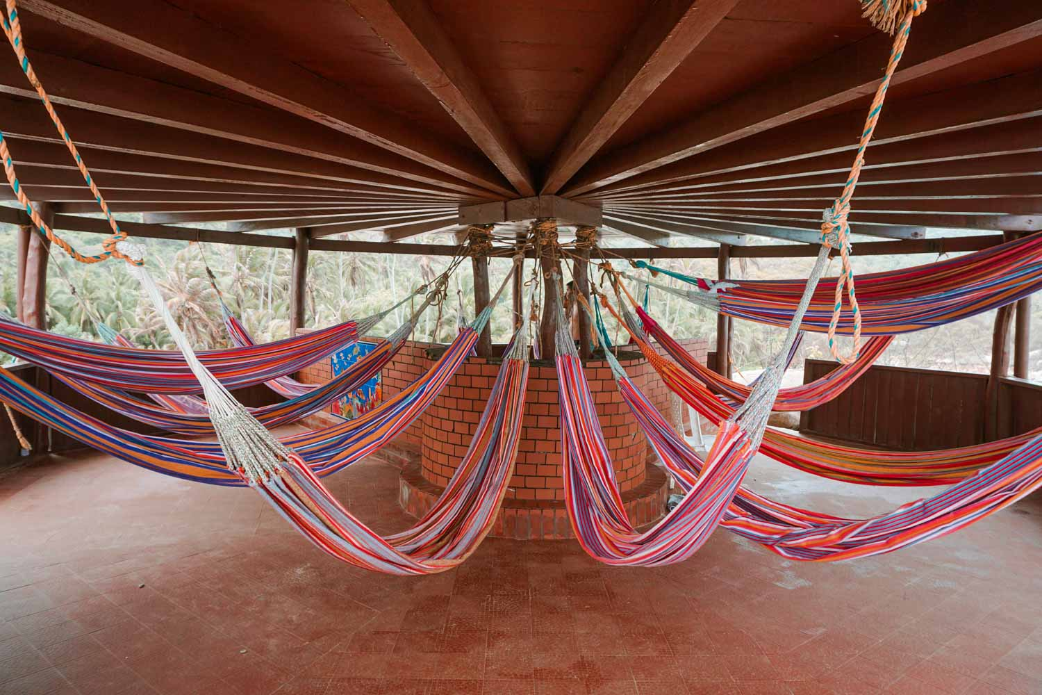tayrona national park hammocks