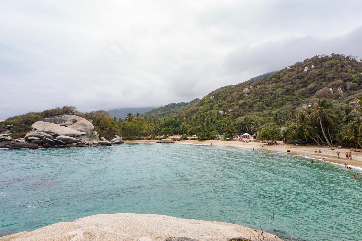 tayrona national park beaches
