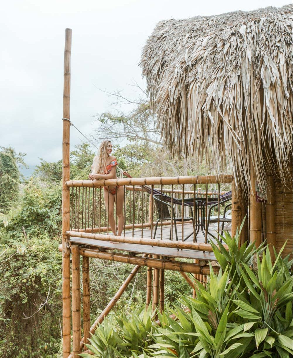 villa maria tayrona, tayrona national park, colombia