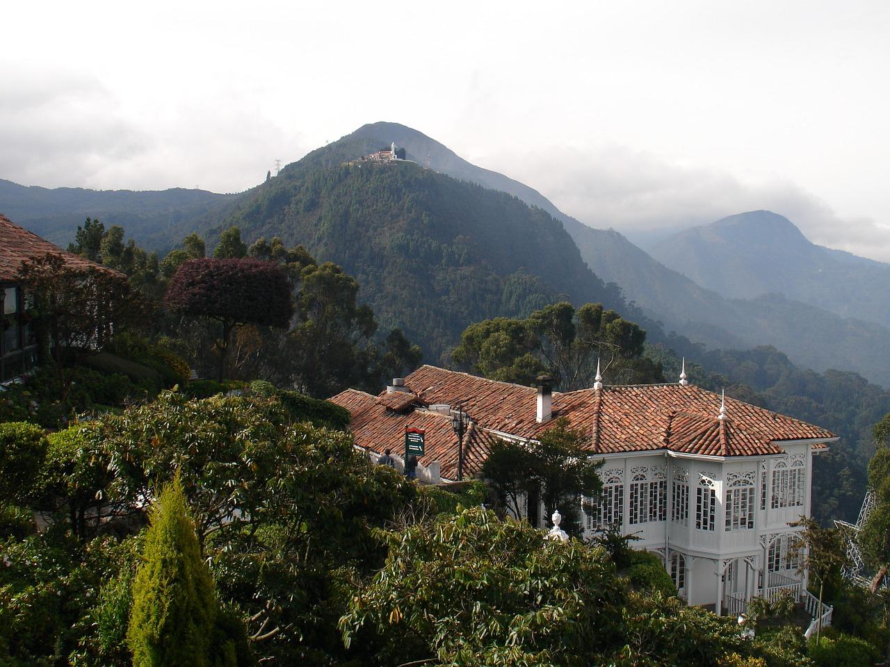 Mount Monserrate Bogota