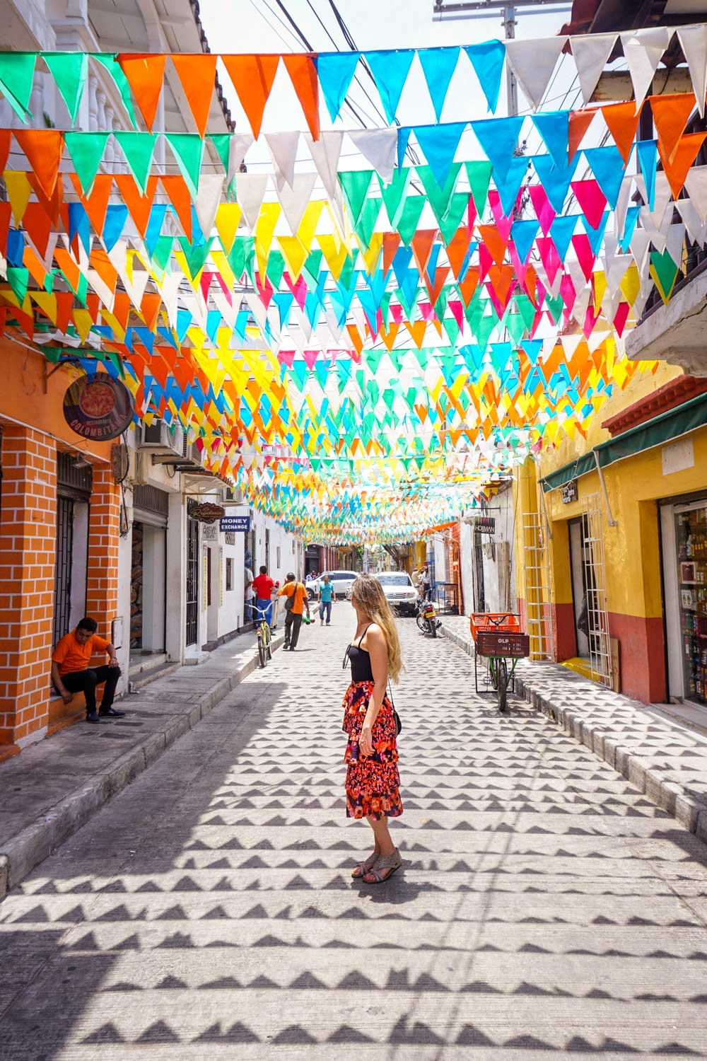 calle 10, photogenic places in cartagena