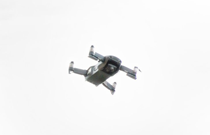 Best Travel Drones DJI Mavic Air