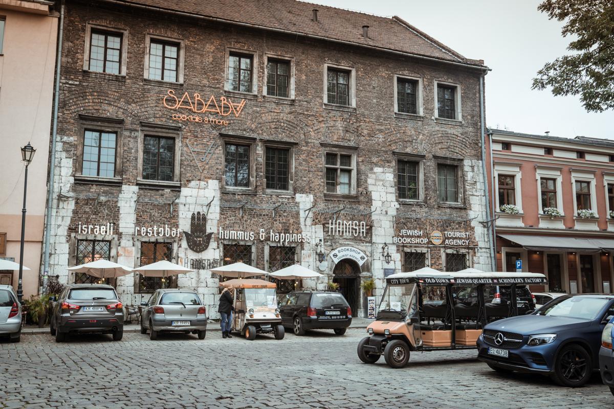 Jewish Quarter Kazimierz Krakow