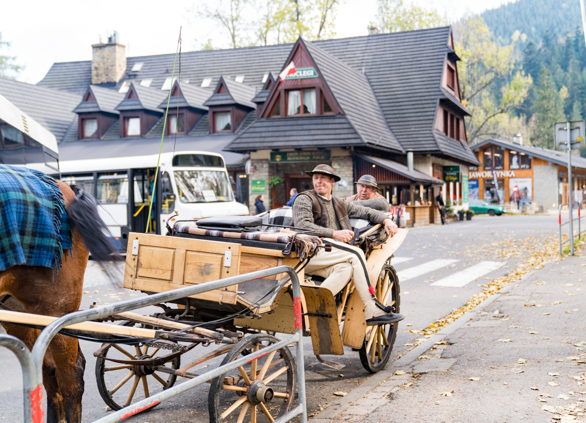 Zakopane carriage ride