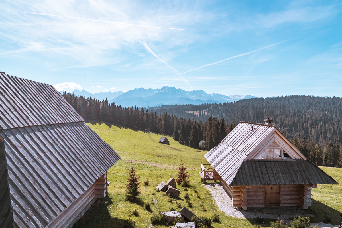 zakopane mountain views
