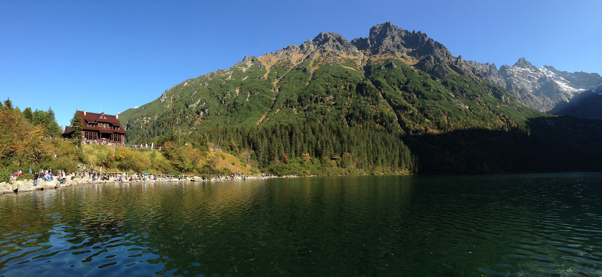 Morskie Oko Lake Zakopane Poland