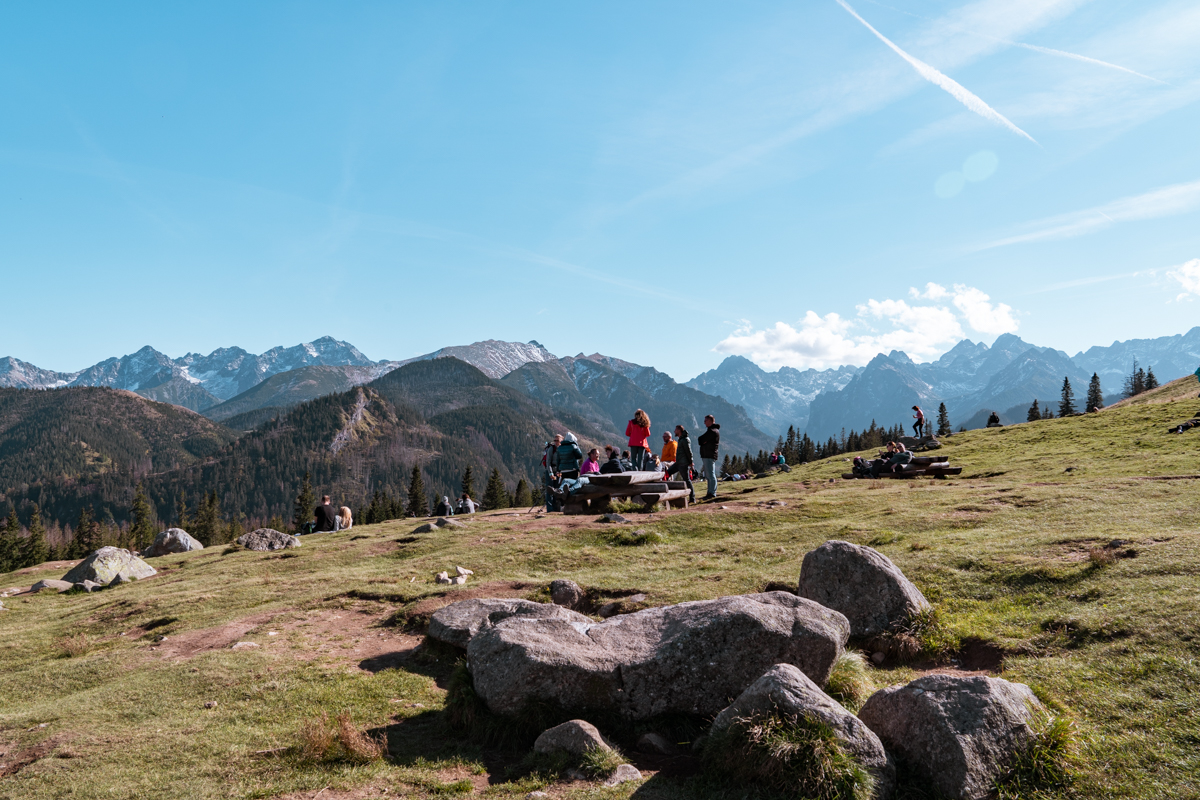 Tatra Mountain hikes Poland