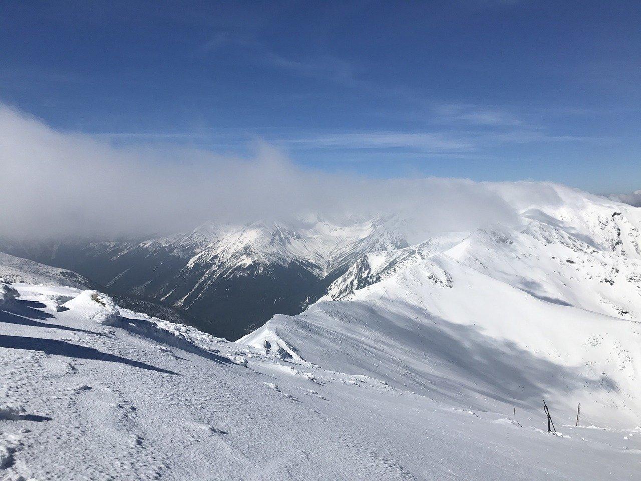 Kasprowy Wierch skiing Zakopane