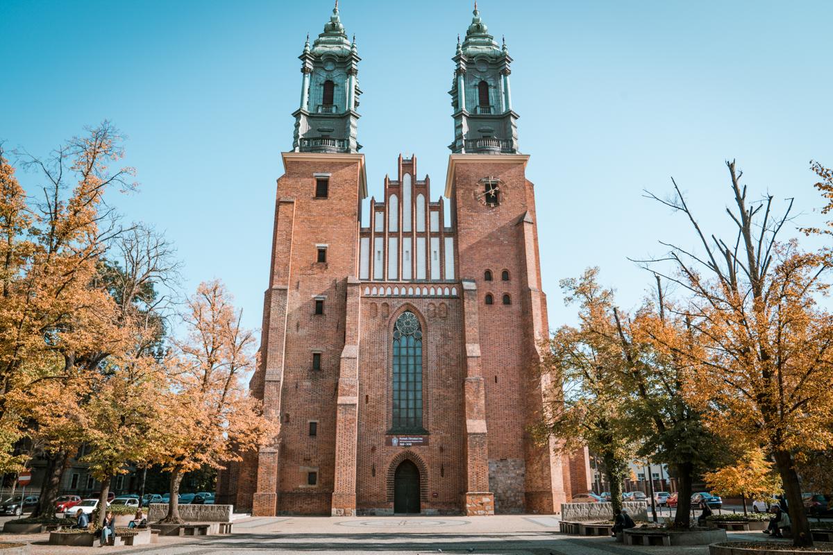 cathedral island poznan poland