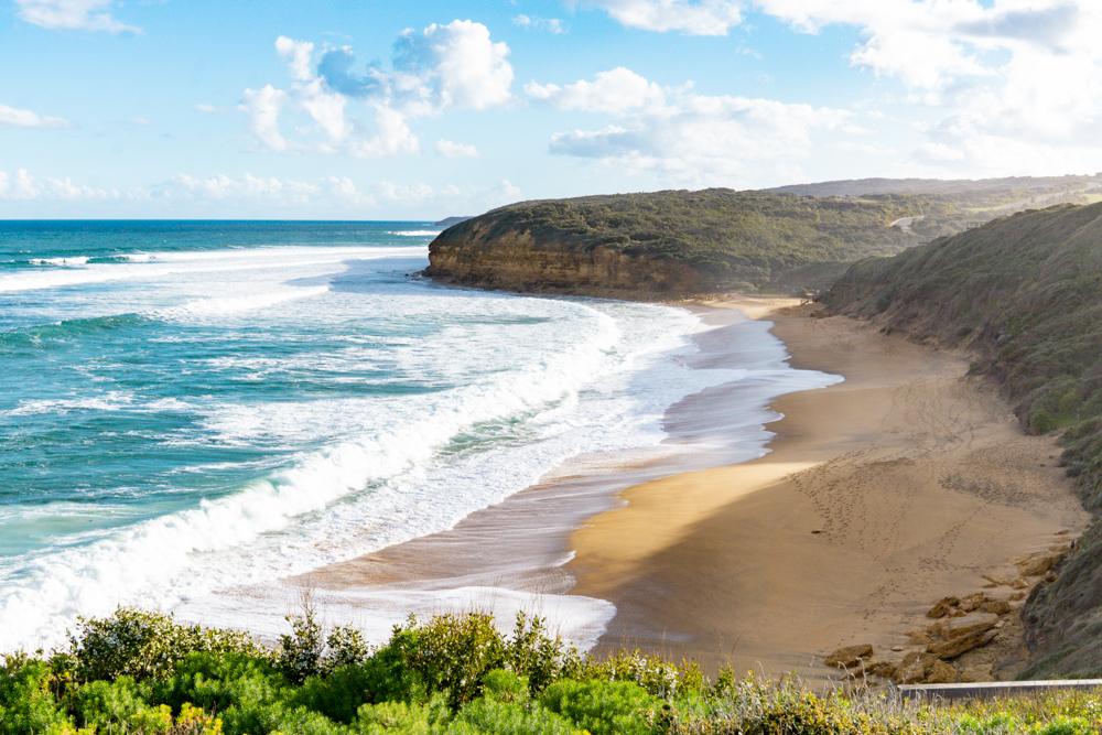 Great Ocean Road Itinerary Bells Beach
