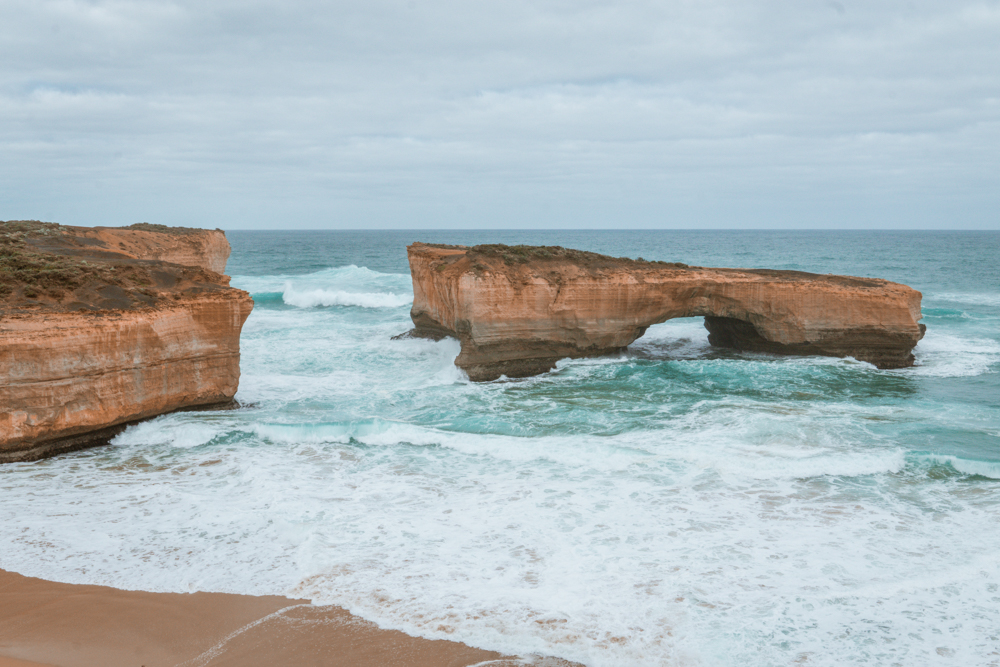 great ocean road self drive 2 day itinerary london arch