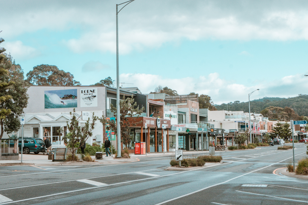 great ocean road self drive 3 day itinerary Lorne